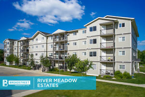 Pet Friendly 2 Bedroom Apartment with In-suite Laundry St. Vital