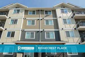 Pet-Friendly 1 Bedroom 1 Bathroom with In-suite Laundry