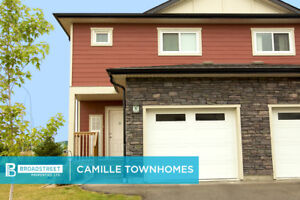 Pet Friendly 3 Bedroom Townhome with In-suite Laundry E WPG
