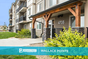 Pet-Friendly 2 Bedroom 1 Bathroom with In-suite Laundry