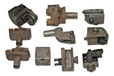 Lathe Turret Turning Tools And Tooling - Big Lot Various Types