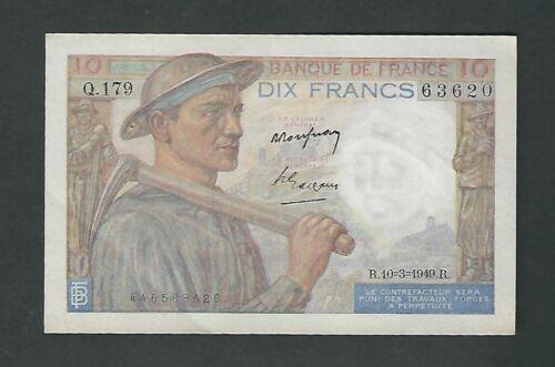 France - 10 Francs, 1949