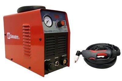 Plasma Cutter 13mm Cut Titan 4000i Igbt 40a Dc Inverter 220v Simadre New