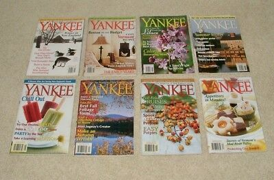 Yankee Magazine 2003 Buy One Or Buy 2   Get The 2Nd One At Half Price Ships Free