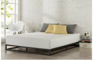 Low Profile Mattress Frame (mattress not included)