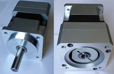 Planetary Gearbox Nema34 Ratio 121 Cnc Kit Router Mill Lathe Plasma Laser