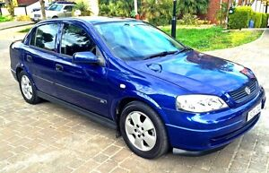 2003 HOLDEN ASTRA CD WITH 4 MONTHS REG AND RWC!!! Roxburgh Park Hume Area Preview