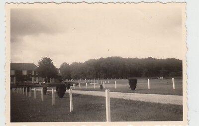 (F29005) Orig. Foto Chateau Bigneux, 1940