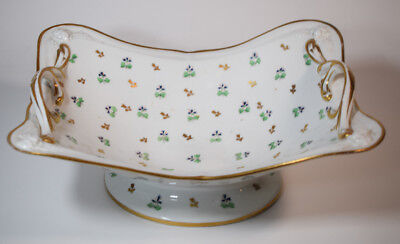 Early Royal Crown Derby Center Piece - Derby Centerpieces