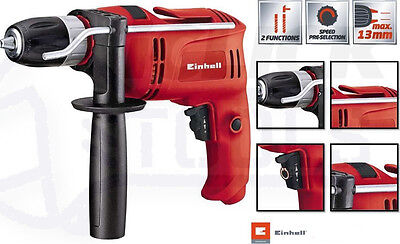 Einhell TC-ID 650 E Quick Chuck Corded Reverse Switched 650W Impact Drill 240V
