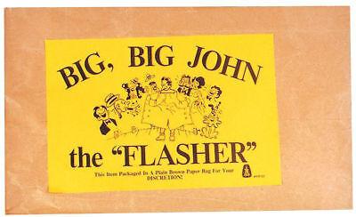 Morris Costumes Big Big John The Flasher. - Flasher Costumes