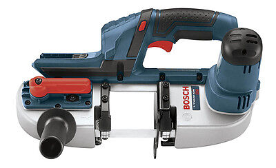 Bosch Bsh180B - 18 V Compact Cordless Band Saw - Tool Only