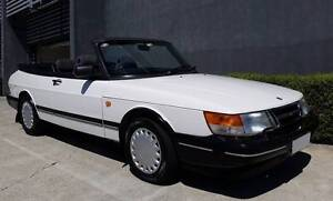 1993 Saab 900i 2.1 16 Valve Convertible not 93 Southport Gold Coast City Preview