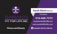 RN/Personal Trainer In Your Home in Brampton/Surrounding Area