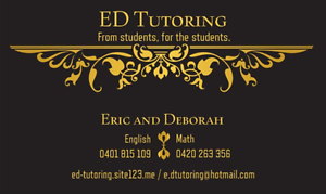 ED Tutoring Bossley Park Fairfield Area Preview