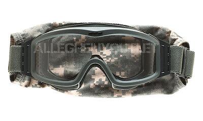 USGI Oakley ESS ARMY SAND WIND DUST Ballistic GOGGLES Foliage Clear Lens VGC