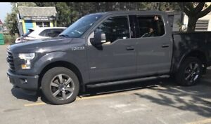 2016 F150 302a with pano roof and more!