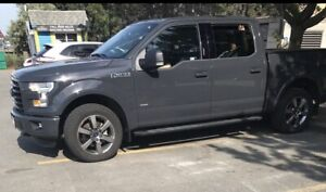 16 F150 302a package with pano roof