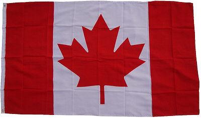 Bandiera CANADA 250 X 150 cm SOLLEVAMENTO 2,5 1,5 m