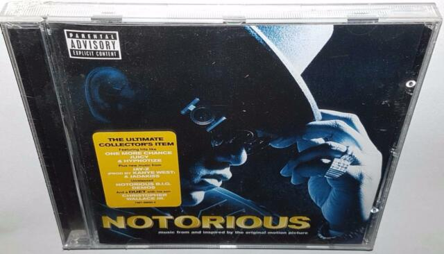NOTORIOUS B.I.G. NOTORIOUS BIG SOUNDTRACK (2009) BRAND NEW SEALED RARE OOP CD