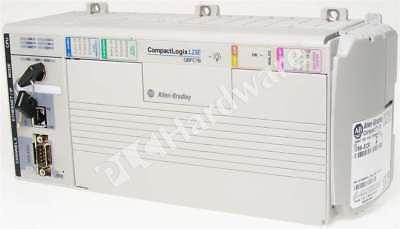 Allen Bradley 1769-l23e-qbfc1b B Compactlogix Packaged Controller Enetrs-232