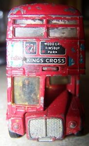 Dinky Toy Route Master Bus