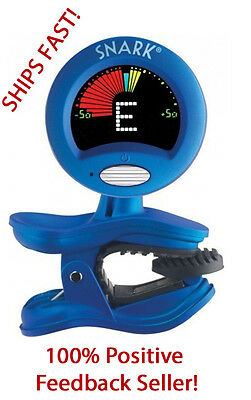 SNARK SN-1 CHROMATIC HEADSTOCK TUNER FOR GUITAR, BASS, UKE, BANJO & MORE!