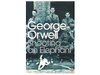 Shooting an Elephant: And Other Essays (Penguin Modern Classics) Paperback – 5 Jun 2003 Like New .