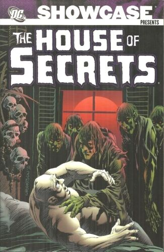 SHOWCASE PRESENTS - THE HOUSE OF SECRETS VOL #2 - HORROR COMICS FROM 1970S DC