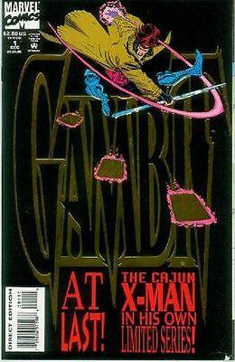 Gambit # 1 (of 4) (Lee Weeks) (USA, 1993)
