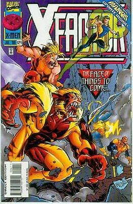 X-Factor # 124 (Onslaught update, 44 pages) (USA, 1996)
