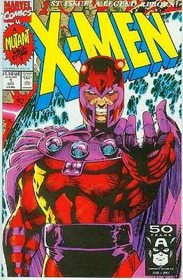 X-Men (2nd series) # 1 (Magneto cover, Jim Lee) (USA, 1991)