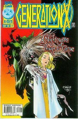 Generation X # 22 (Chris Bachalo) (USA, 1996)