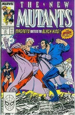 New Mutants # 75 (John Byrne, Magneto) (USA, 1989)