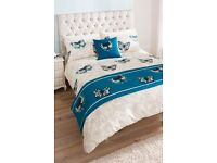 *********BUTTERFLIES********* Double Botanic Bed In A Bag - £25.00