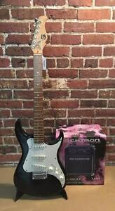 Ensemble complet Guitare et amplificateur pour débutant AXL (i012776)