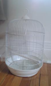 Cage pour oiseau ( perruche, inséparable, pinçon )