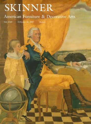 Skinner | American Furniture  Folk Art & Decorative Arts Auction Catalog 2007