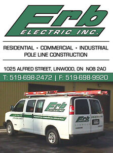 Licenced Journeyman Electrician Stratford Kitchener Area image 2