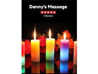 Dannys Relaxing Full Body Massage .. Central Durham