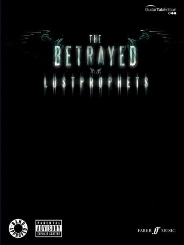 Lostprophets The Betrayed Guitar Tab Edition Book NEW!