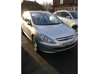 Peugeot 307 NO OFFERS