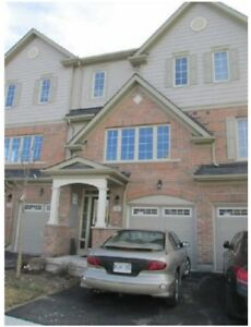 3 Bedroom Townhouse in WHITBY close to GO and the 401