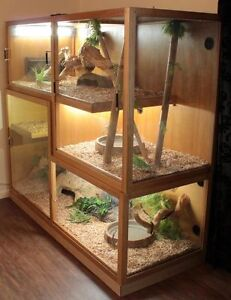 Used Reptile enclosure Wanted