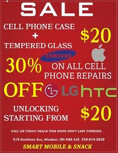 *CELLPHONE REPAIRS*UNLOCK*CELL PHONE& TABLET ACCESSORIES