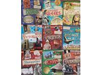 Explore (History) 10 books per set for KS2 primary children book (suit age 7+)