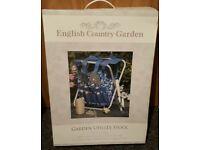 Garden Utility Stoolwith garden tools
