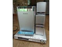 Sony 5.1 DAV-S550 dvd system.