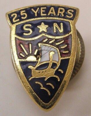Sons of Norway Vintage Screw Back Lapel Pin/Tie Tack minneapolis minnesota