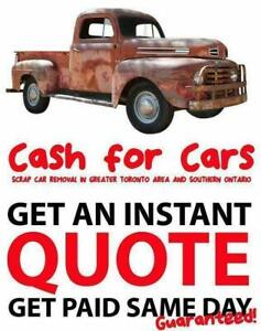 TONY| WE PAY THE HIGHEST CASH $250-$6000 FOR SCRAP CARS & USED UNWANTED CARS | SCRAP CARS REMOVAL | 24/7 FREE TOWING |